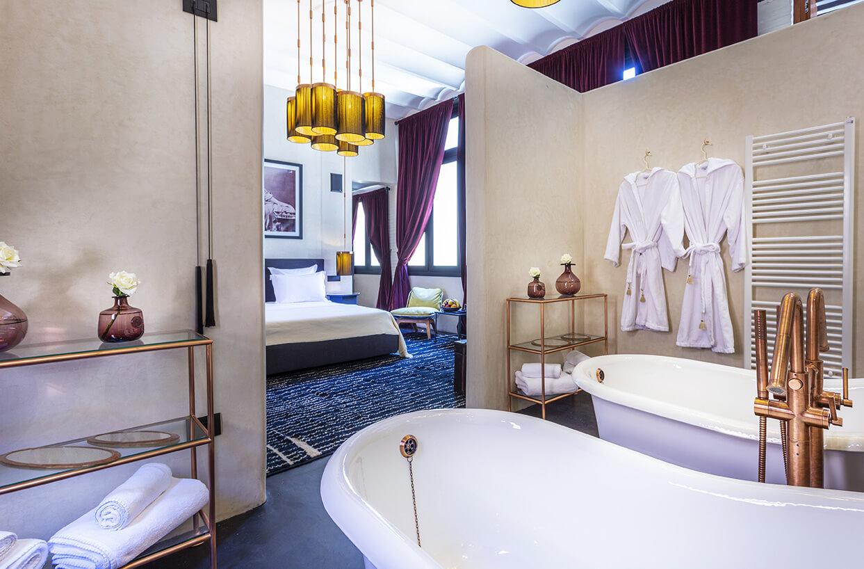 suite de luxe marrakech