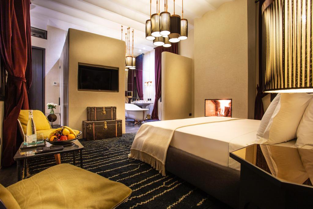suite deluxe marrakech